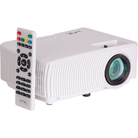 PROYECTOR DE VIDEO COMPACTO DE LED
