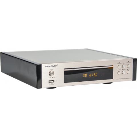 LECTOR CD / USB con TUNER FM