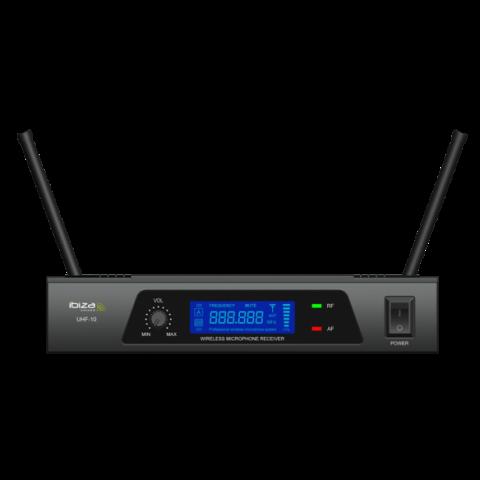 SISTEMA DE MICROFONO UHF