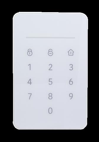 Teclado + TAGs RFID SEKUR IP