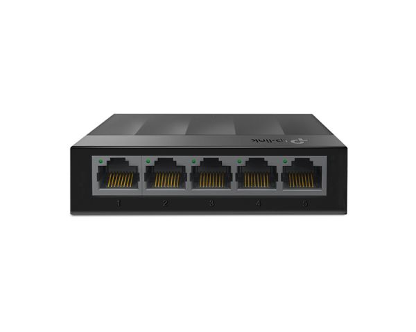 TP-LINK LITEWAVE SWITCH 5 PUERTOS 10/100/1Gbit PLA