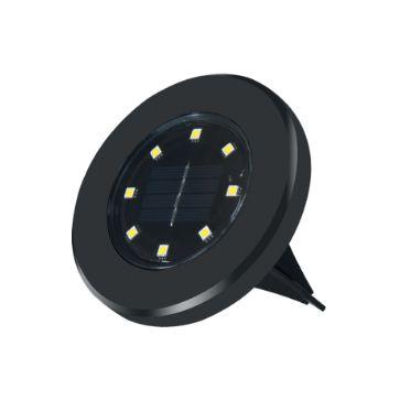 PICA JARDIN BALIZA LED SOLAR  3000K - 4 unid