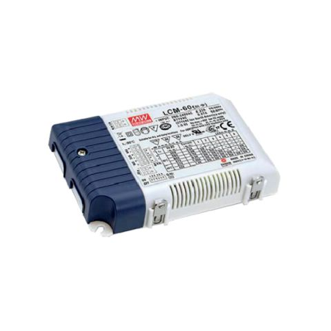 LED DRIVERS MEANWELL LCM-60 CONFIG.MULTI p/PANEL