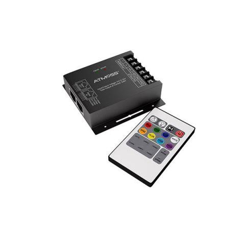 CONTROLADOR LED RGB - 24V - 576W RED MANDO SLIM