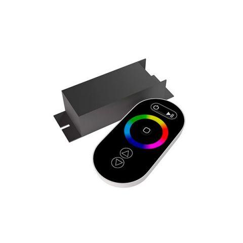 CONTROLADOR LED RGB - 24V - 432W 2.4G M. TACTIL