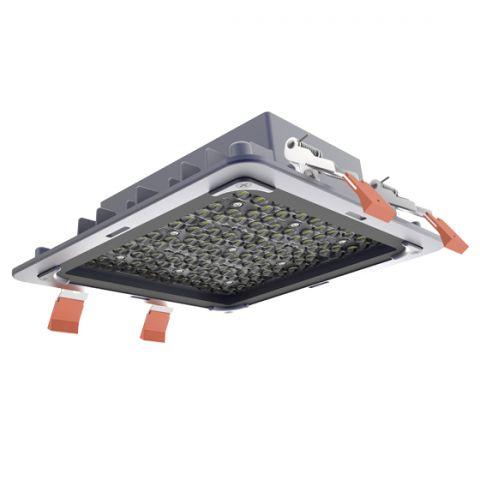 MODULO LED 50W 125 LM/W 4000K ASIMETRICO  SAMSUNG