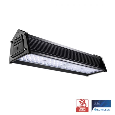 100W CAMPANA LED LINEAL INDUSTRIAL 130LM/W