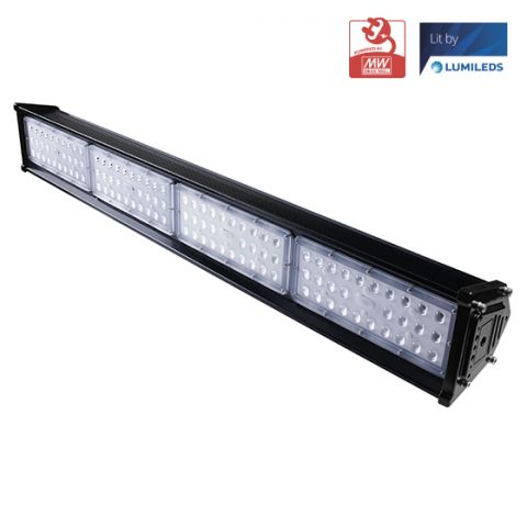 200W CAMPANA LED LINEAL INDUSTRIAL 130LM/W