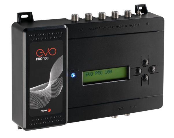Central microprocesada EVO 100 PRO