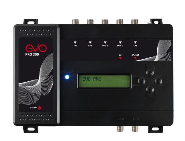 Central microprocesada EVO PRO 300