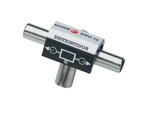 DB 012, Mezclador-Distribuidor 2 vías, 1 hembra, 2