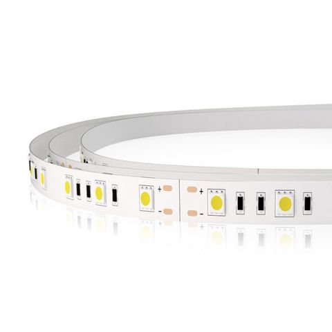 TIRA LED 24V 72W 300LED/5MTS - IP20- 6500K